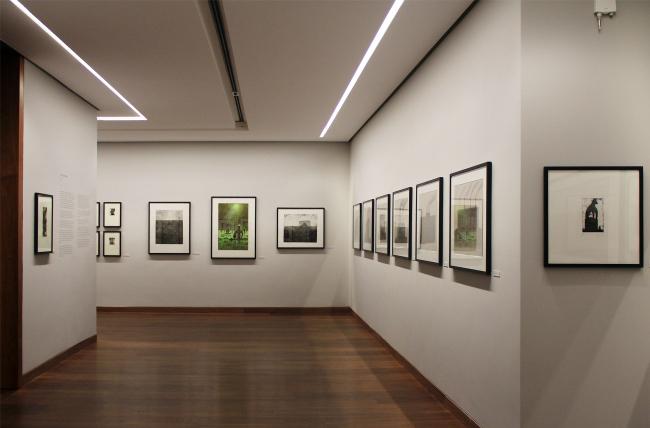 На выставке. Фотография © Michaela Schöpke, 2015