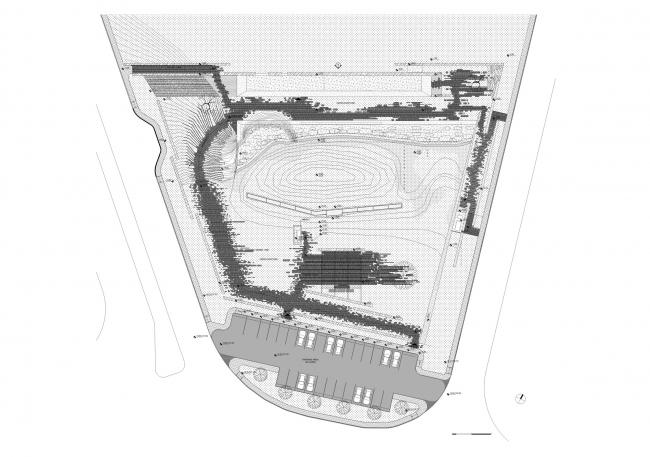 Мечеть Санджаклар © EAA-Emre Arolat Architects