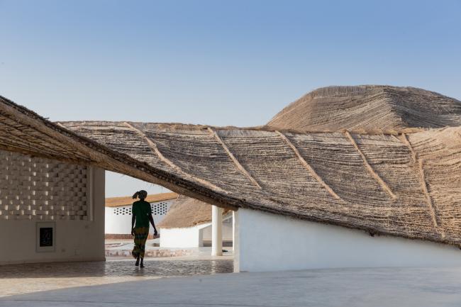 Культурный центр Thread. Фото © Iwan Baan