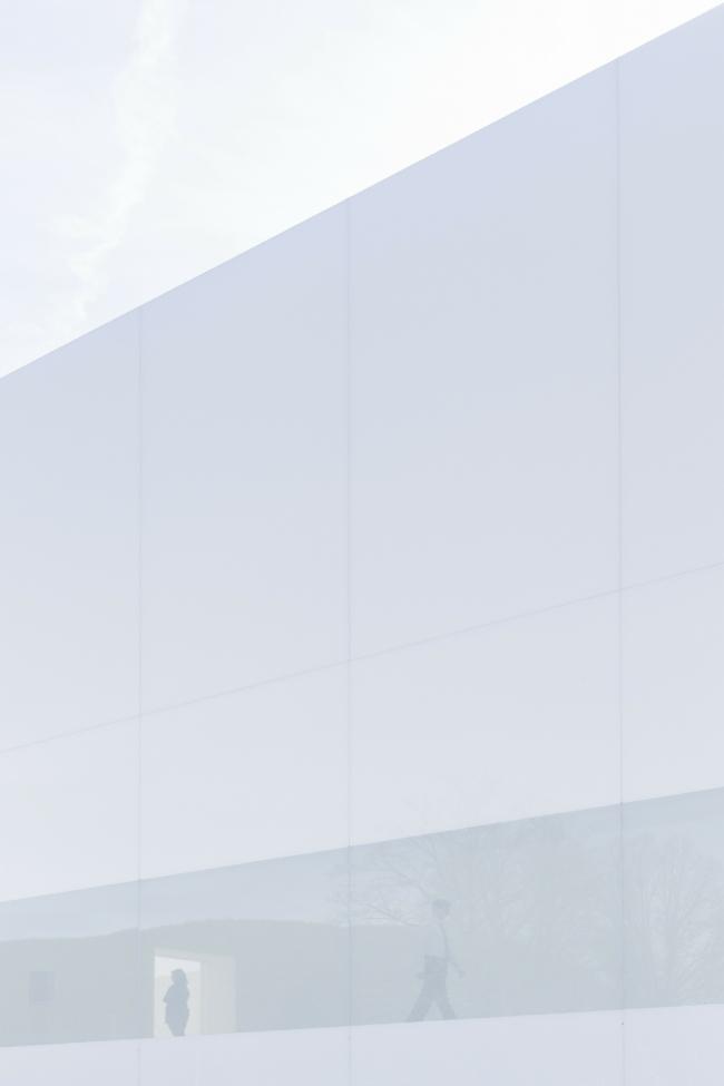Корнингский музей стекла. Фото: Iwan Baan © Corning Museum of Glass