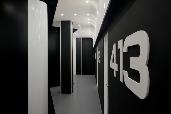Sleepbox Отель на ул. 1я Тверская-Ямская (одноместные) © Arch group