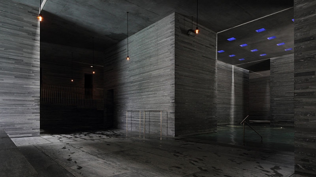 Термальные бани в Вальсе. Фотограф: kazunori fujimoto. Лицензия  Creative Commons Attribution-Share Alike 3.0 Unported