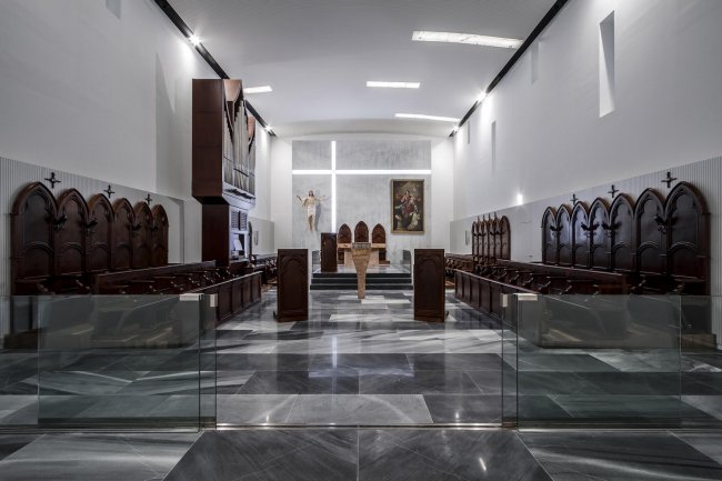 Королевский монастырь Санта-Каталина де Сиена © German Cabo