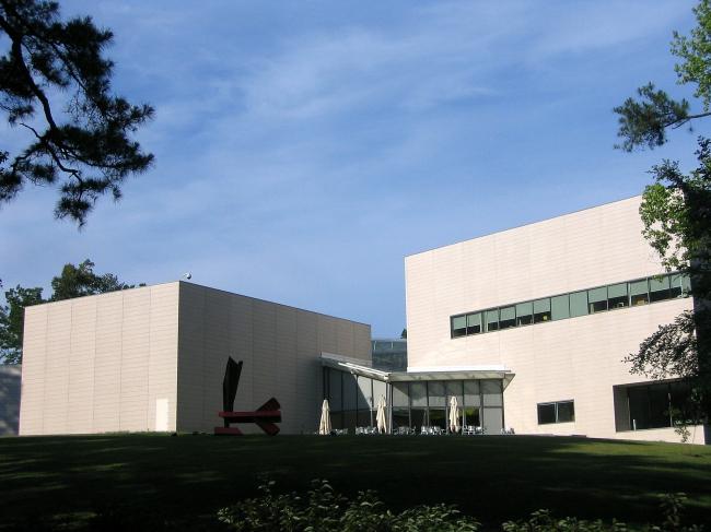 Музей искусств Нэшера в Университете Дюка. Фото: via goodfreephotos.com. Фото находится в общественном доступе