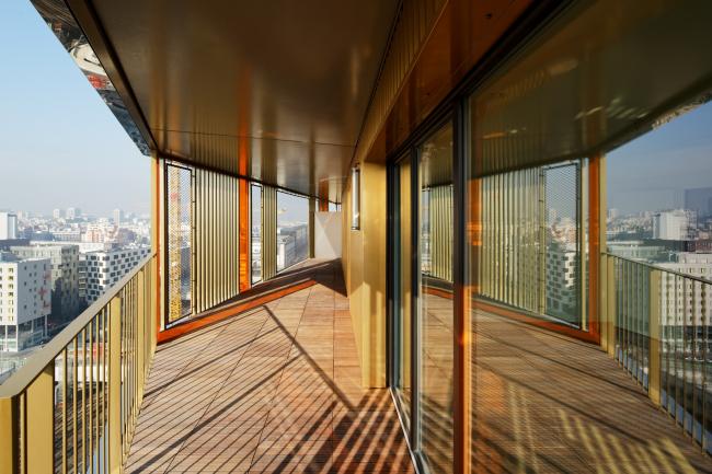 Жилой комплекс Home © Takuji Shimmura