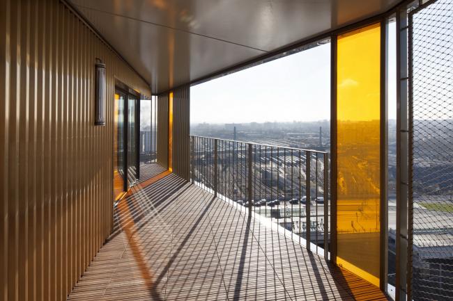 Жилой комплекс Home © Milène Servelle