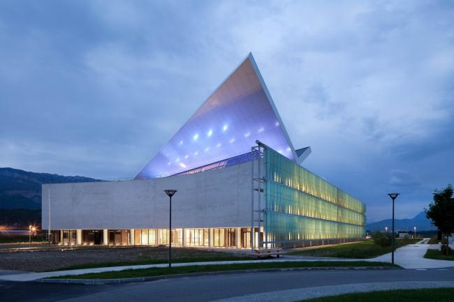 HELIOS – штаб-квартира Национального института солнечной энергии © Mathieu Ducros (Opictures)