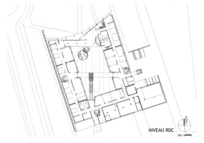 HELIOS – штаб-квартира Национального института солнечной энергии © Agence Frédéric Nicolas, Atelier Michel Rémon