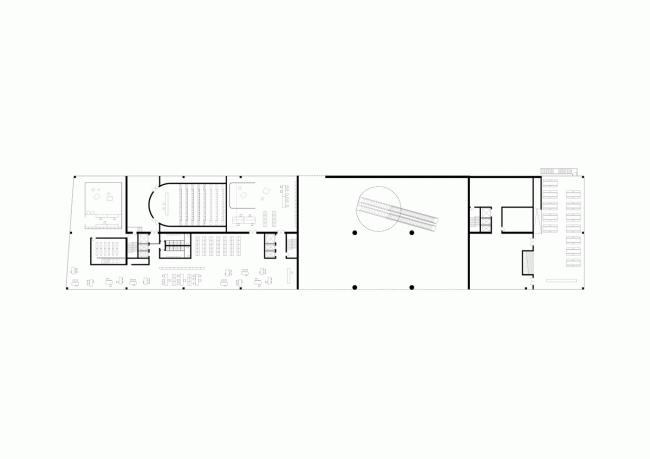 Проект Дэвида Чипперфильда © David Chipperfield Architects