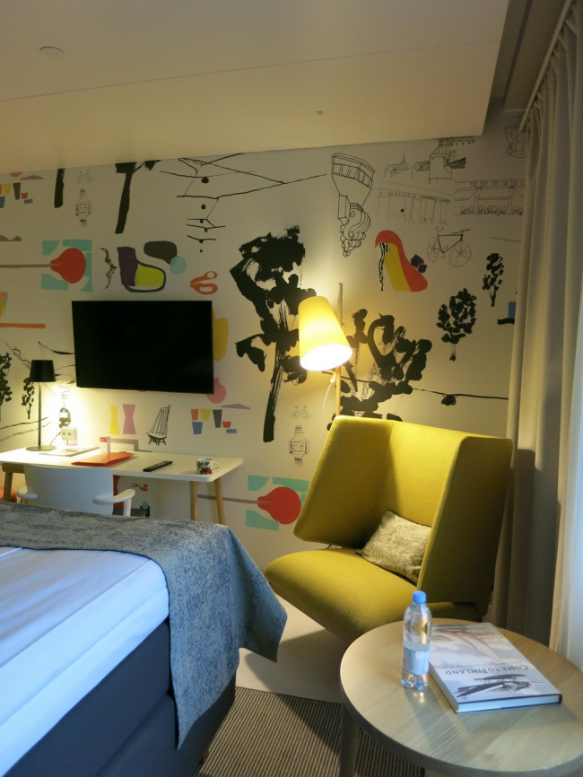 Hotel Indigo Helsinki Boulevard © Tarja Nurmi