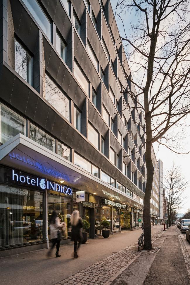 Hotel Indigo Helsinki Boulevard. Courtesy Hotel Indigo® Helsinki – Boulevard