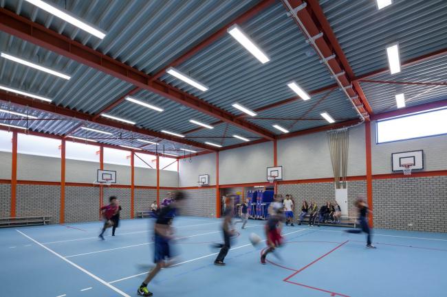 Спорткомплекс Sports Block © Daria Scagliola