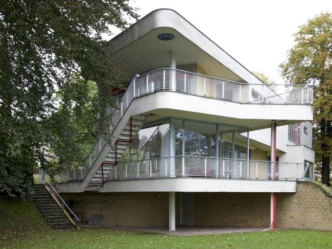 Дом Шминке в Лёбау. 1933. Фото © Carsten Krohn