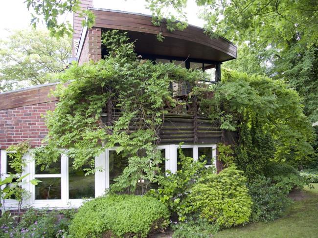 Дом Гоффмейер в Бремерхаффене. 1935. Фото © Carsten Krohn