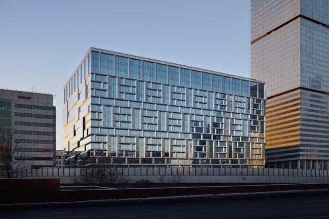 Multifunctional complex President Plaza © Aleksey Naroditsky