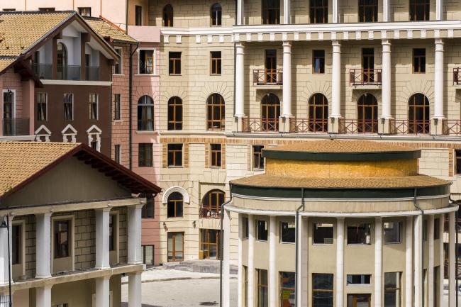 «Горки Город» Михаила Филиппова. Фотография: Анатолий Белов
