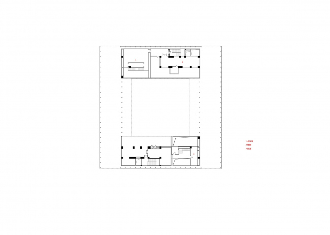 Художественная галерея Фань Цзэна © Original Design Studio