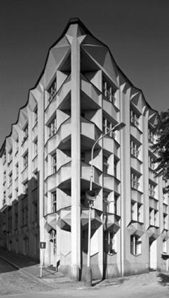 Йозеф Хохол. Доходный дом в Праге (1913-14)
