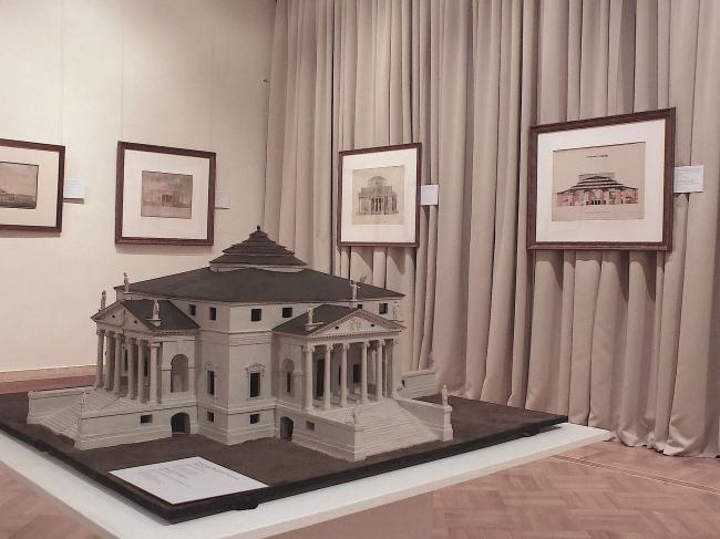 Выставка «Палладио в России». Фотография Сергея Хачатурова