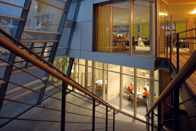Офисный комплекс Haba I © h4a Gessert + Randecker Architekten
