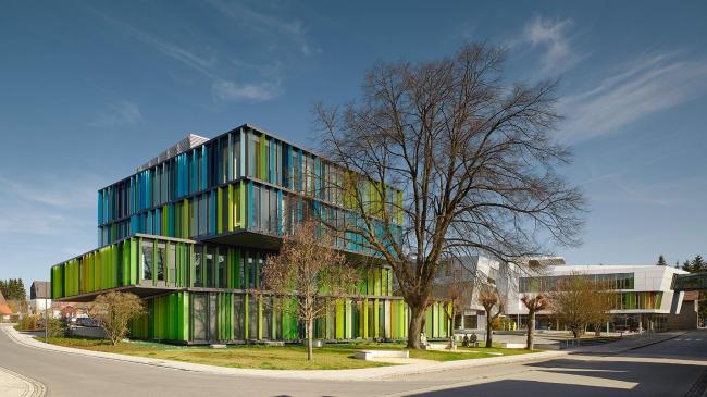 Офисный комплекс Haba II © Zooey Braun  www.zooey-braun.de