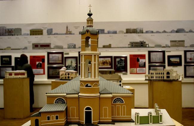 Церковь святителя Спиридония. Фотографии Ирины Фильченковой