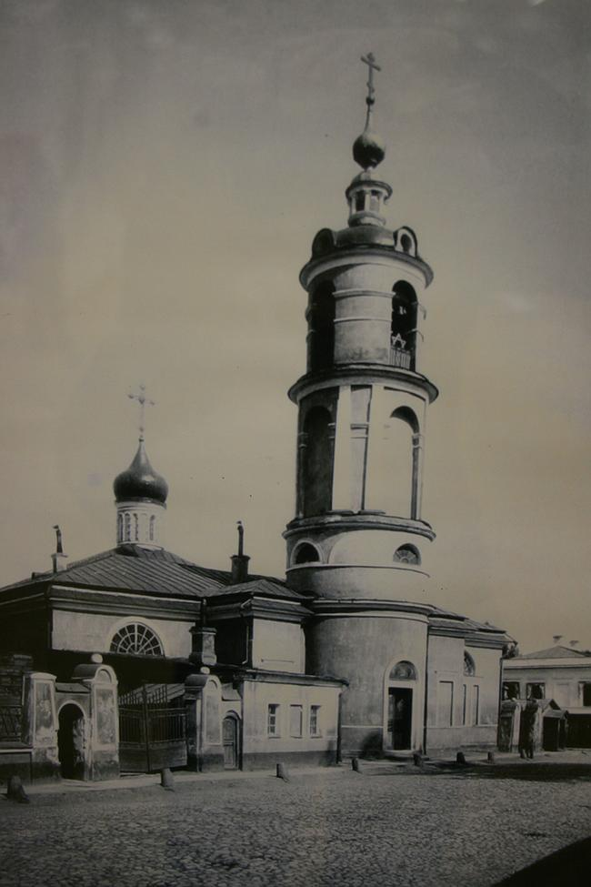 Церковь Св. Спиридония