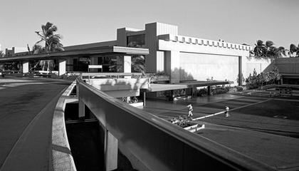 Владимир Осипов. Международный аэропорт Гонолулу. 1970-1978