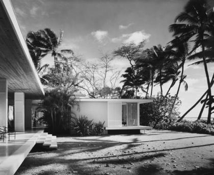Владимир Осипов. Дом Бланш Хилл. Гонолулу, 1961