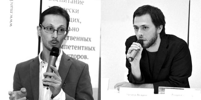 Андрей (справа) и Никита (слева) Асадовы. Предоставлено кураторами