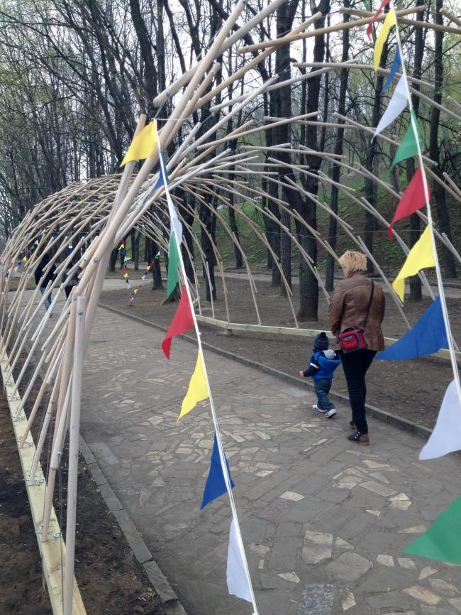 «Свод», команда «107», Москва. Фото: Марина Игнатушко
