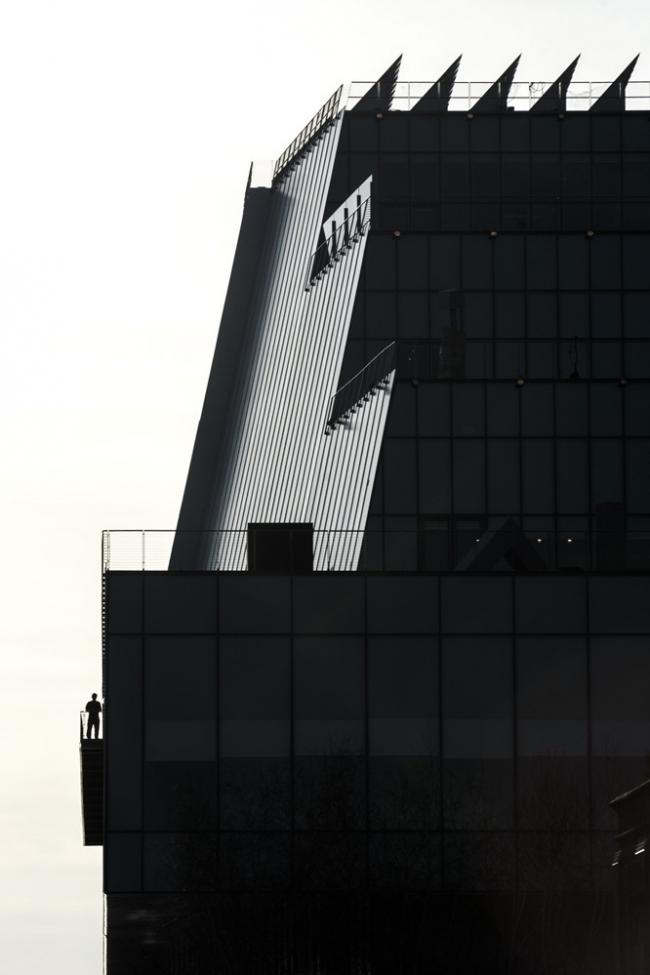 Музей американского искусства Уитни–новое здание © Timothy Schenck/ Whitney Museum of American Art