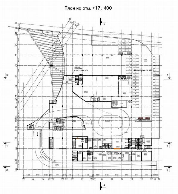 План на отм. 17.40
