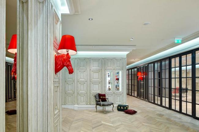 Гран-при: офис международной компании Pernod Ricard Rouss, Москва. Авторы: архитектурное бюро UNK Project