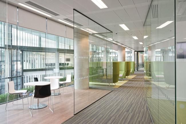 Номинация «Зарубежный проект». Заказчик: Kaspersky Lab UK Ltd. Авторы: архитектурное бюро OFFCON