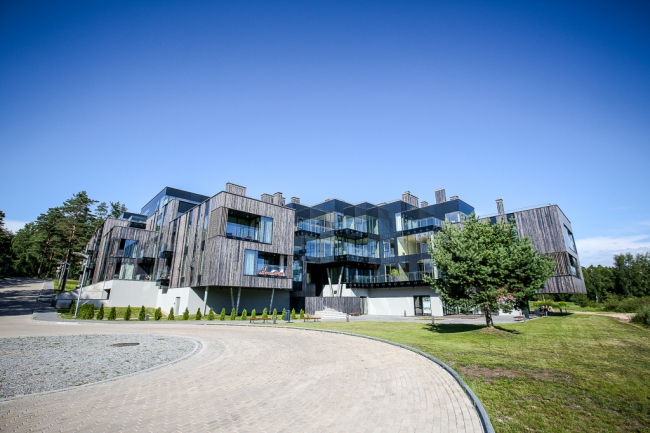 Жилой комплекс Pērle © фото предоставлено SIA New Europe
