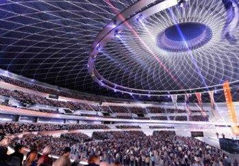 «Колизей». Арена. Проект