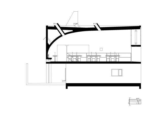 Прибрежная библиотека © Vector Architects