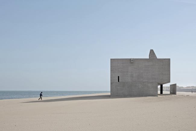 Прибрежная библиотека. Фото: Su Shengliang © Vector Architects