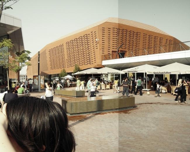 Торговый центр Meydan. Фото: davidbenito via flickr.com. Лицензия CC BY-SA 2.0