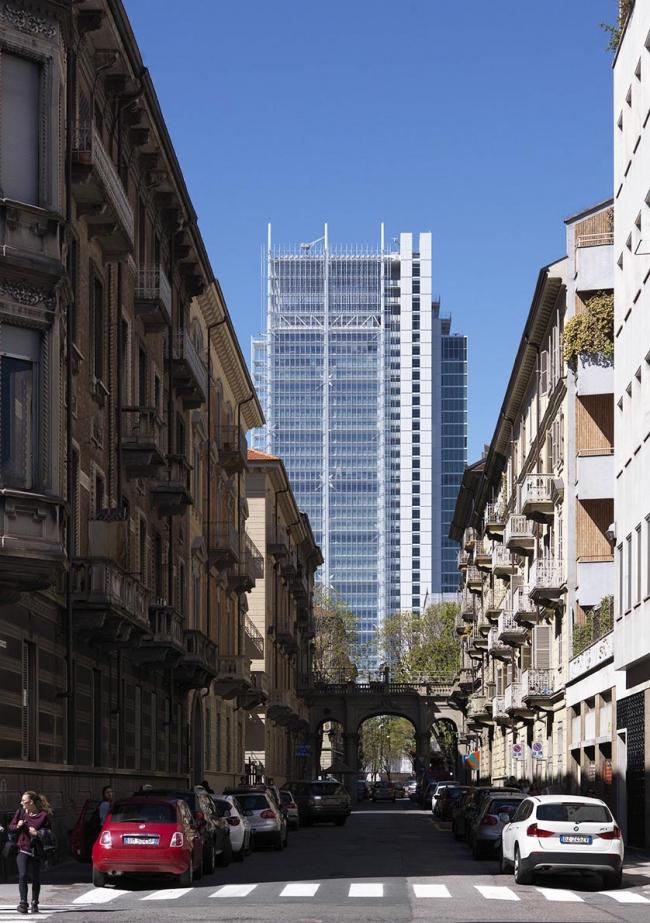 Здание Intesa Sanpaolo © Enrico Cano