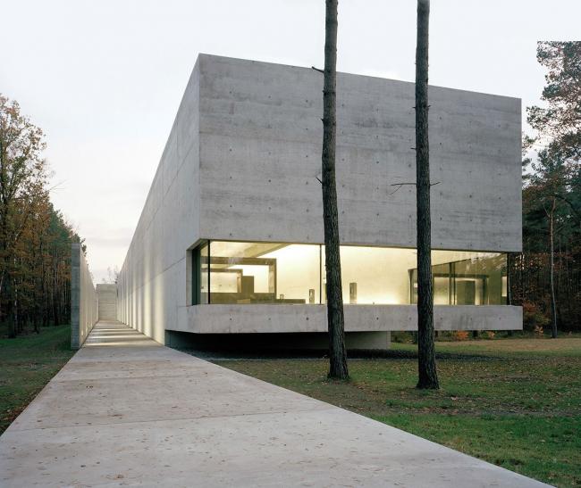 Мемориальный архивный центр Берген-Бельзен