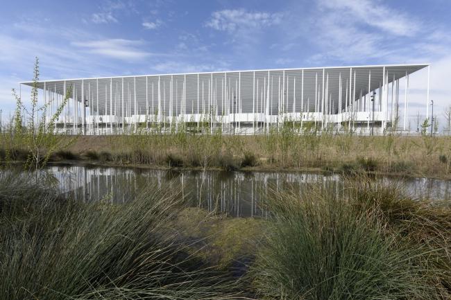 Новый стадион Бордо. Herzog & de Meuron © Francis Vigouroux
