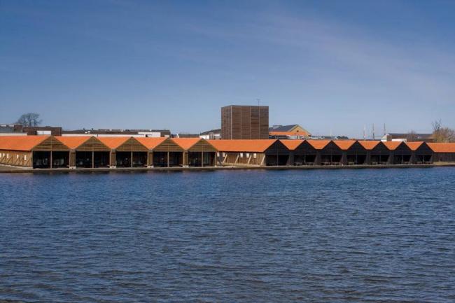 Здание бывших  доков, Копенгаген. Фото предоставила  Nina Belokonskaia Yazgur
