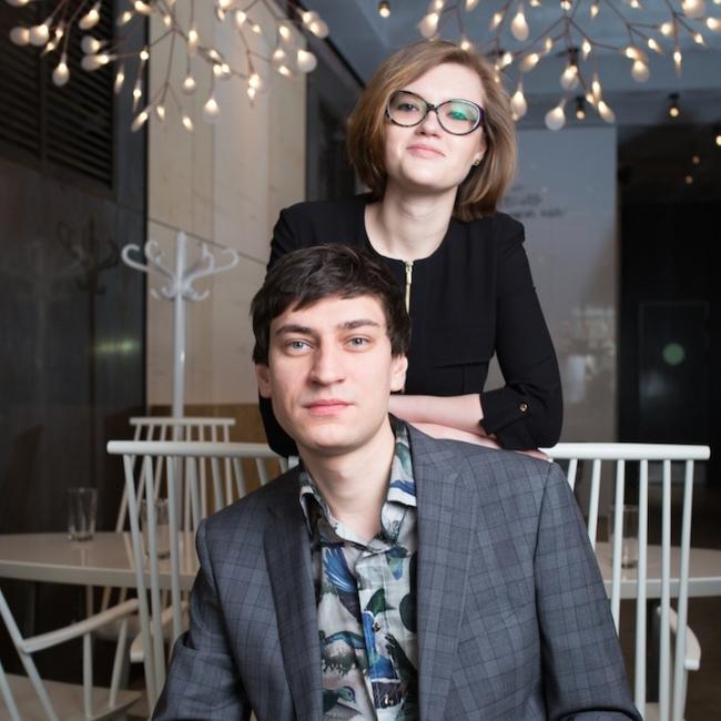 Михаил Козлов и Татьяна Лапаник © Holy Fox