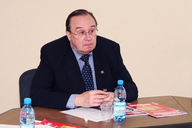 Александр Кудрявцев. Фотография: aleksandrkudryavtsev.org