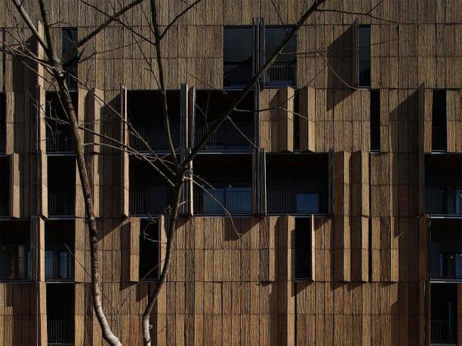 Жилой комплекс «Карабанчель 16». Фото: Alejandro García González & Francisco Andeyro via Wikimedia Commons. Лицензия CC-BY-SA-1.0+
