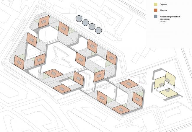 План 3 этажа © Четвертое измерение
