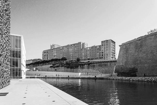 Жилой комплекс La Tourette. 1948-1953 гг. Арх. Ф.Пуйон, Р.Эгжер © Василий Бабуров