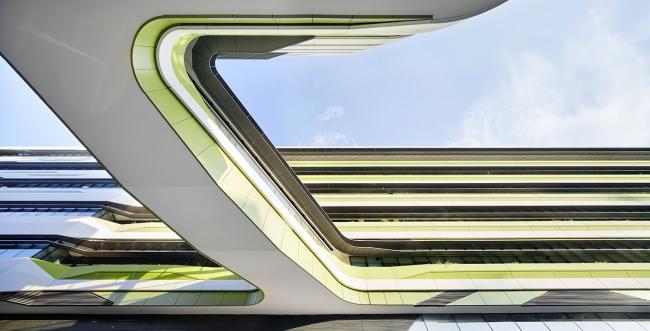 Кампус Сингапурского университета технологии и дизайна © Hufton+Crow